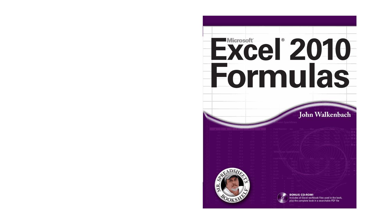 Excel 20 Formulas   Formulas em excel   Docsity