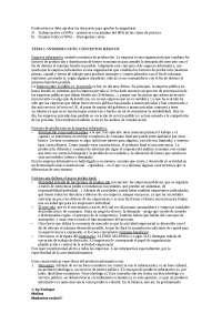 Projectes (Charo Mateo)