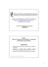 Aula01 2005 2p, Notas de aula de Engenharia Civil