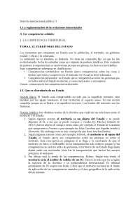 Dret Internacional Públic II