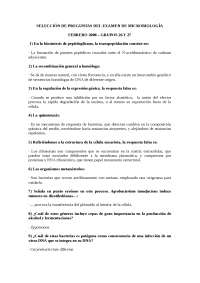 Selección preguntas EXAMEN microbiología (feb 08)