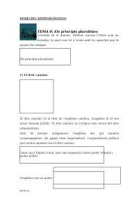 Apunts de dret administratiu I