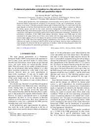 PRD-EvolutionPolarizationCMB-QSO