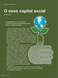 O novo capital social, Notas de estudo de Contabilidade