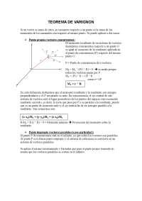 Teorma de Varignon