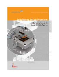 Gerenciamento de Arquivos SolidWorks, Notas de estudo de Engenharia Mecânica