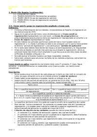 metodos de ordenacion clasicos 2 Balteiro