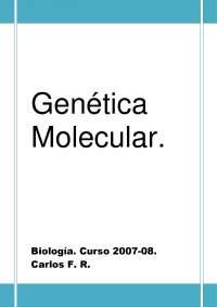COMPLETO genética molecular