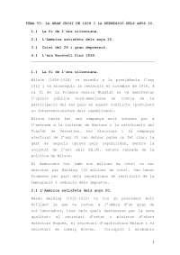 LA GRAN CRISI DE 1929 I LA DEPRESSIÓ DELS ANYS 30