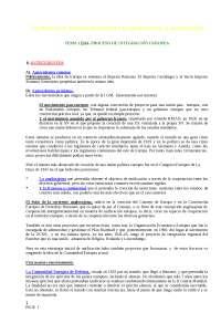 INSTITUCIONS DEL DRET COMUNITARI