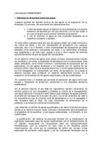 Resumen Parada, Minas, Montes, Aguas y Demanio Marítimo
