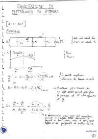 Elettronica di potenza - Parte 3 - Esercizi svolti