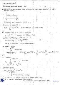 Appunti di Teoria dei segnali - Parte 1