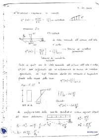 Esercizi svolti sul Teorema di Mohor - Tecnica delle costruzioni - Parte 1
