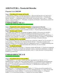 Apuntes Teoria del Derecho temas 1 a 20