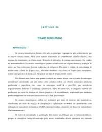 ensaios imunologiacos, Notas de estudo de Imunologia