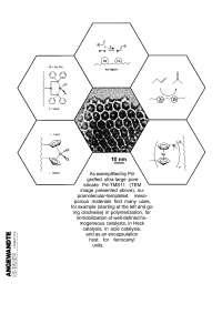 Synthesis and Applications of Supramolecular-Templated, Notas de estudo de Engenharia de Produção