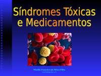 Sindromes tóxicas, Notas de estudo de Biologia