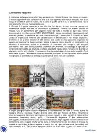Appunti di storia dell'architettura contemporanea - 4