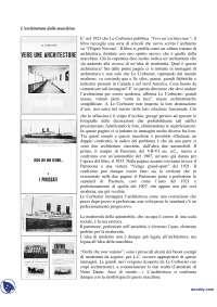 Appunti di storia dell'architettura contemporanea - 3