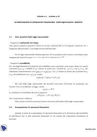 Matematica finanziaria - Appunti, Definizioni e formule note 2