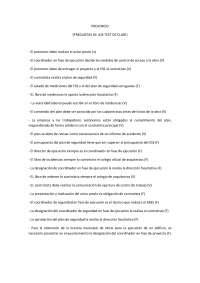 "PREGUNTES DE ""EXAMENS"" DE CLASE"