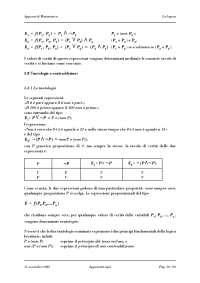 Istituzioni di Matematica - Appunti - Parte 2