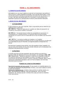 Derecho Documental '09 - '10
