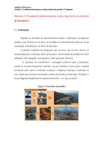 Downstream na Industria do Petroleo, Notas de estudo de Engenharia de Petróleo