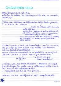 Storia e metodi della psicologia - Appunti - Parte 2