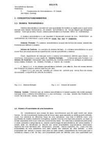 Aulas de Termodinâmica, Notas de aula de Termodinâmica
