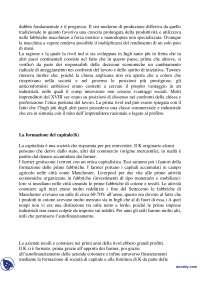 Storia industriale europea - Appunti - Parte 2