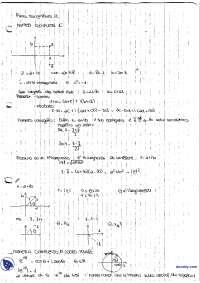 Analisi complessa - Appunti - Parte 1
