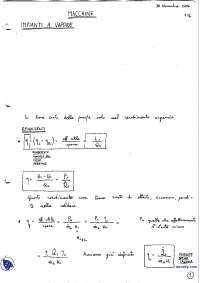 Macchine - Appunti 2 - Parte 5