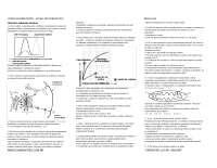 Biologia - Citologia Fisiologia Celular, Notas de estudo de Biologia Celular