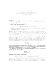 Soluzione prova matematica discreta 09-11-03