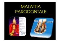 Odontoiatria - Malattie Paradontali - Parte 1
