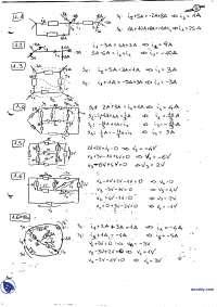 [MB] Elettrotecnica 1 - Esercitazioni svolte