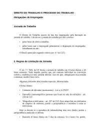 direito do trabalho parte IV, Resumos de Direito do Trabalho