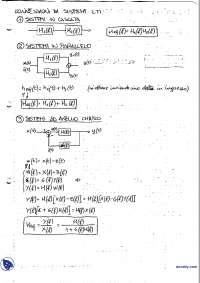 [MB] Teoria dei segnali - Appunti - Parte 2