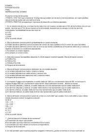 Estadística Empresarial 05 2010