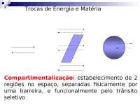 espessura de membranas em biofísica, Notas de aula de Farmácia