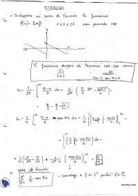 [AP] Analisi II - Esercizi svolti sul corso