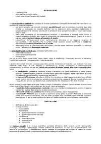 Tecniche di ricerca qualitativa (libro consigliato: Mario Cardano)