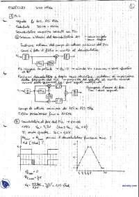 [MB] Elettronica per le telecomunicazioni - Esercizi vari svolti in aula