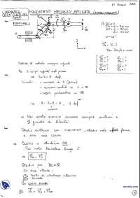 [AP] Fondamenti di Meccanica applicata - Esercitazione 2
