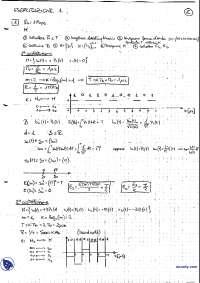 [MB] Trasmissione numerica - Esercizi vari svolti