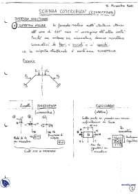 [AP] Scienza delle costruzioni - Esercitazione 3