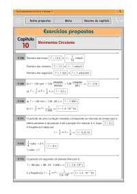 fisica Os fundamentos da física Ramallo, Notas de estudo de Física