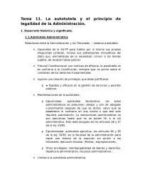 administrativo 1, temas 11-20
